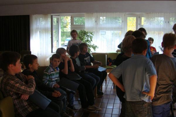 Sängerknabenfreizeit - Oktober 2012 (4)