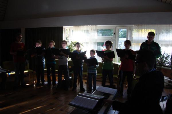 Sängerknabenfreizeit - Oktober 2012 (81)