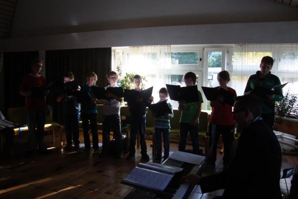 Sängerknabenfreizeit - Oktober 2012 (82)