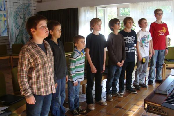 Sängerknabenfreizeit - Oktober 2012 (11)