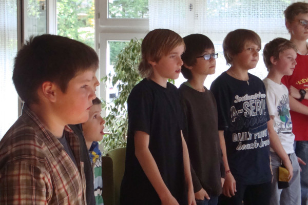 Sängerknabenfreizeit - Oktober 2012 (6)