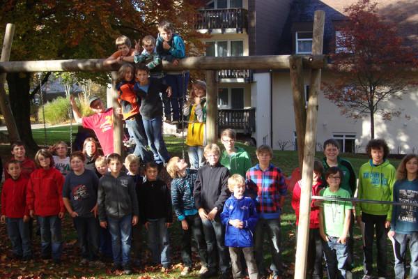 Sängerknabenfreizeit - Oktober 2012 (86)
